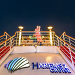 buffet on harems cruise da nang