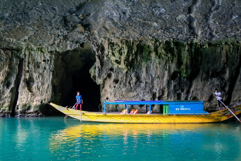 Phong Nha Cave Day Tour From Hue City Tour In Hue