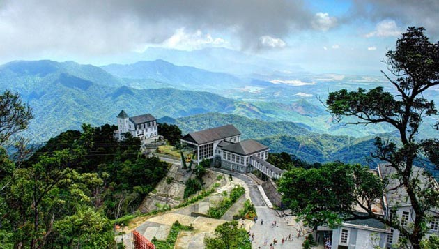 view from ba na hills