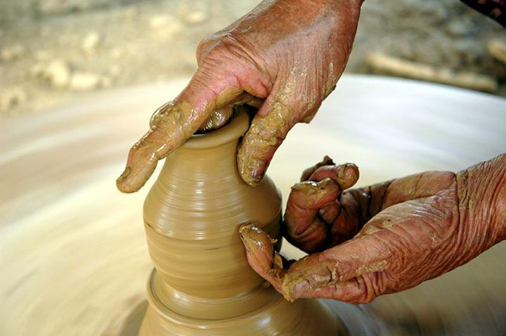 thanh ha pottery