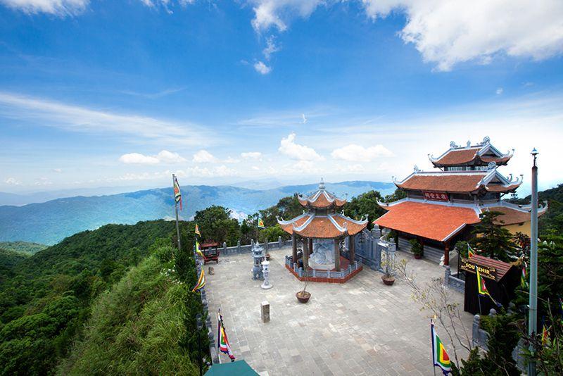 Linh Ung pagoda Ba Na