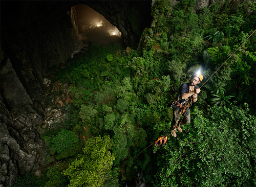Son Doong Cave - a comprehensive another planet on earth