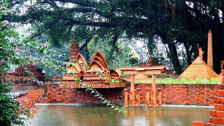 thanh ha terracotta park
